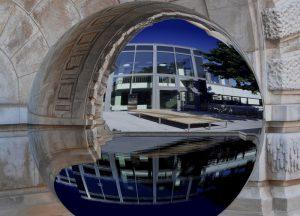 FACH - Gesch., Projektion aus Reflektion